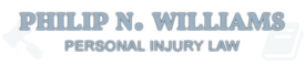 Philip N. Williams Personal Law Corporation Personal Injury Law Victoria BC